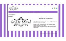 Sugar Stand