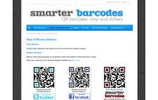 Smarter Barcodes