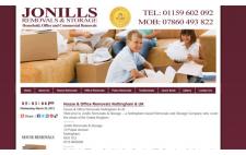 Jonills Removals and Storage