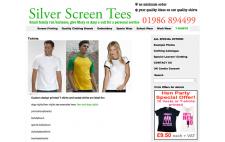 Silver Screen Tees