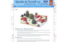 Sprake and Tyrrell builders