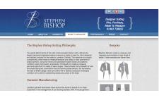 Stephen Bishop Suiting