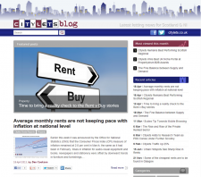 Citylets blog