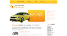 Car Leasing Tenerife