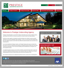 Prestige Underwriting Limited