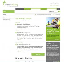 Radway training