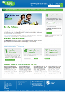 Talk Equity Release