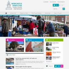 Newcastle Town Centre Partnership