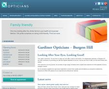 Gardiner Opticians - Burgess Hill