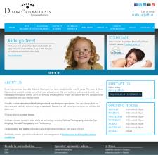 Dixon Optometrists Stockport