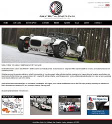 Great British Sports Cars
