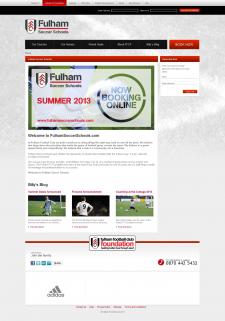 Fulham Football Club Soccer Schools