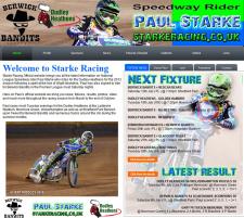 Paul Starke, Starke Racing