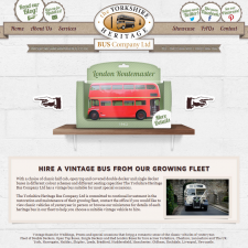 The Yorkshire Heritage Bus Co