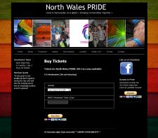 North Wales Pride 2013