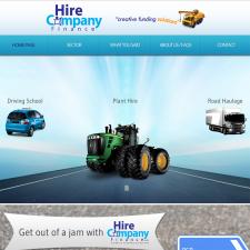 Hire Company Finance