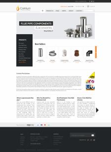Corinium Flue Systems