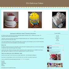 Di's Delicious Cakes