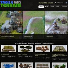Trolls Den Terrain
