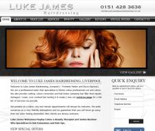 Luke James Hairdressing