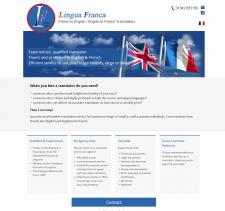 Lingua Franca French Translations