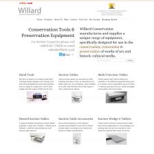 Willard Conservation Equipment Engineers