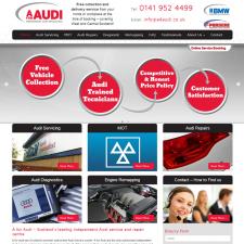 A 4 Audi Ltd