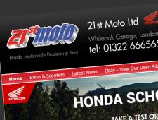 21st Moto Ltd