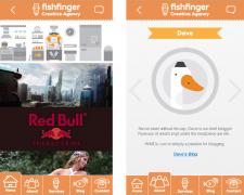 Fish Finger (Mobile)