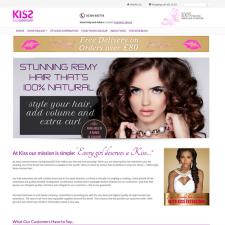 Kiss Hair Extensions
