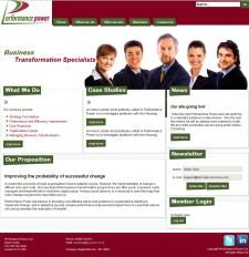 Performance Power Ltd