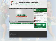 Abu Dhabi Netball League