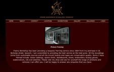 Robin Peters - Gallery and Workshop - website