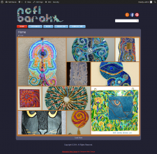 Nofi Barak Mosaic Art