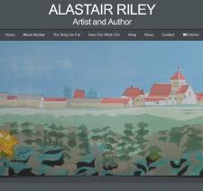Alastair Riley Artist and Author