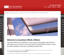 Lee Jackson Blinds