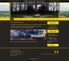 Station Taxis, Malton