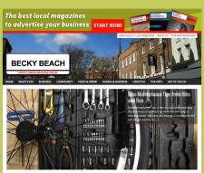 Becky Beach Local Magazines