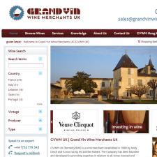 Grandvin Wine Merchants UK