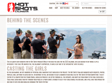 Edgar Brothers - Hot Shots Calendar