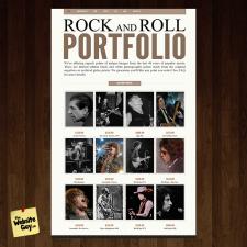 rockandrollportfolio.com
