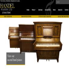 Handel Pianos | New Grand Pianos