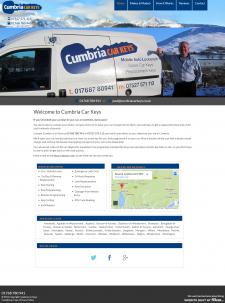 Cumbria Car Keys