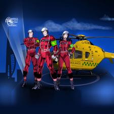 Sky Heroes 56