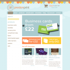Preston Print