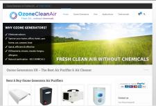 Ozone Clean Air