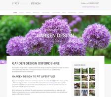First Garden Design
