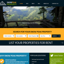 SnowPeak Property