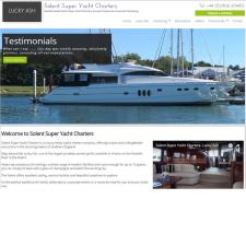Solent Super Yacht Charters