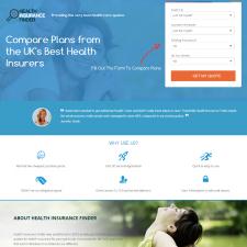 Health Insurance Finder